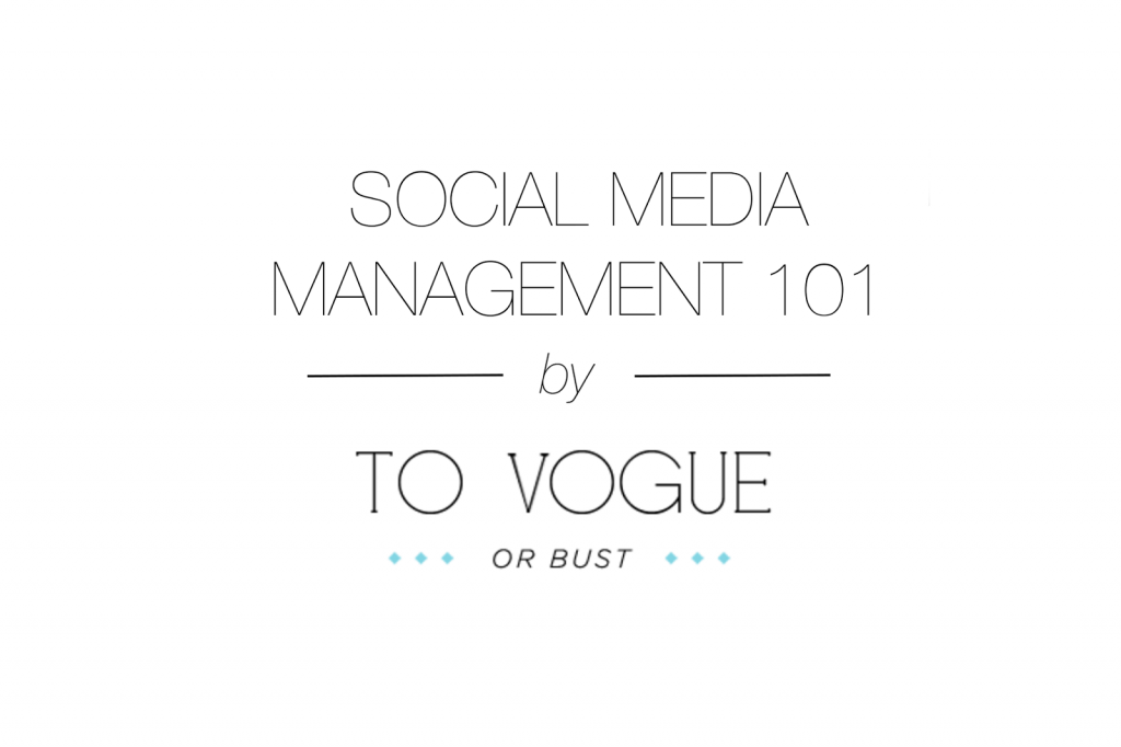 To Vogue or Bust, Blogging 101, Blogging Tips, vancouver style blog, vancouver fashion blog, canadian fashion blog, vancouver fashion, alexandra grant, social media management tips