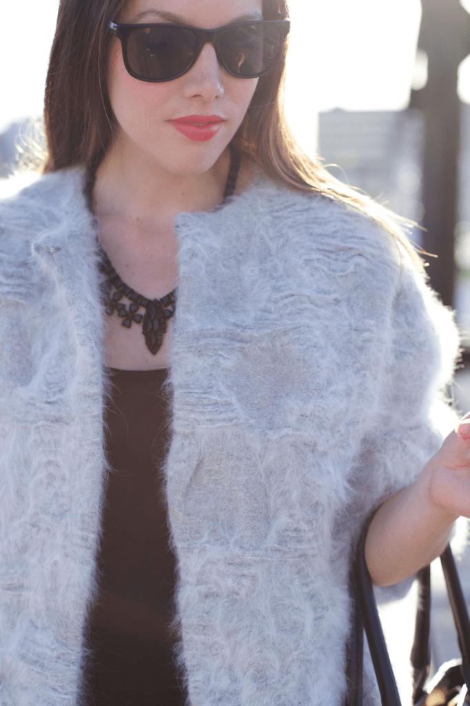 to vogue or bust, vancouver style blog, vancouver fashion blog, vancouver fashion, canadian fashion blog, alexandra grant, obakki jacket, james jeans skinny jeans, h&m heels, 3.1 phillip lim for target bag, j.crew necklace