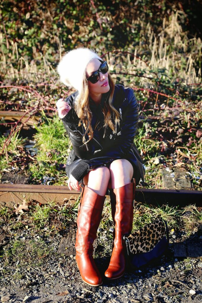 to vogue or bust, vancouver style blog, vancouver fashion blog, vancouver travel blog, vancouver health blog, vancouver fitness blog, canadian fashion blog, canadian style blog, canadian lifestyle blog, vancouver lifestyle blog, canadian travel blog, canadian health blog, canadian fitness blog, alexandra grant, hym bags, joe fresh sweater dress, joe fresh leather jacket, club monaco beanie, poppy barley boots, custom order poppy barley, how to style a sweater dress, how to style leopard, tips to wear leopard, how to wear a sweater dress for winter, how to wear a sweater dress, how to style a beanie, how to wear a beanie, cute winter looks, transitional weather style, best fashion blogs, best style blogs, best lifestyle blogs, best travel blogs, best health blogs, best fitness blogs, top fashion blogs, top style blogs, top lifestyle blogs, top travel blogs, top health blogs, top fitness blogs