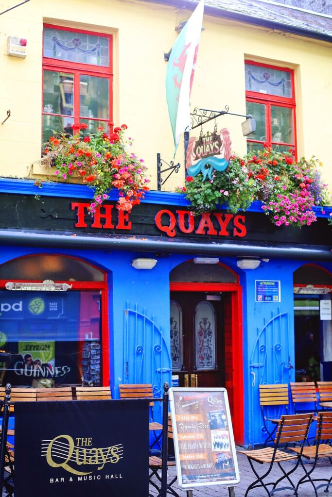 The Quays Galway