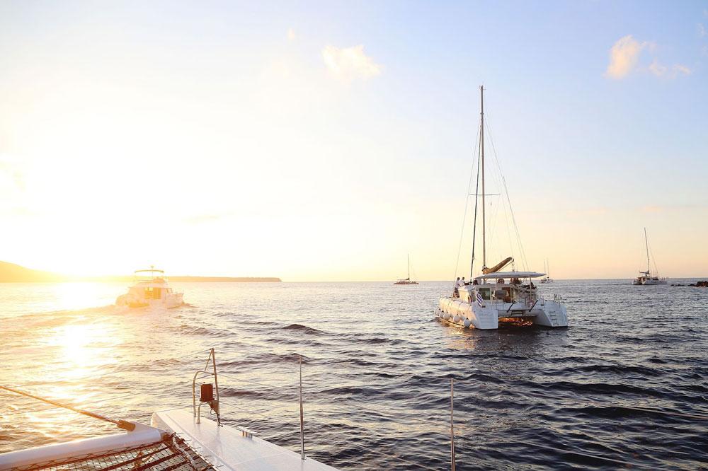 Oia sailing groups