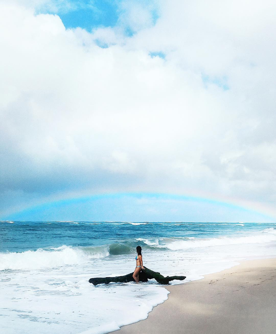 To Vogue or Bust's top beach pick: Baldwin Beach in Paia, Maui, Hawaii