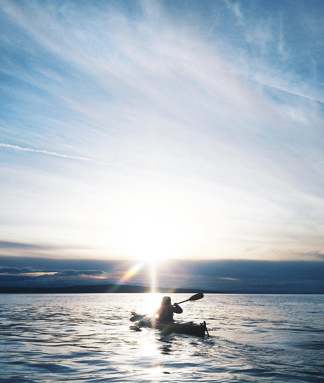 Kayaking tours in Powell River, Sunshine Coast, Canada