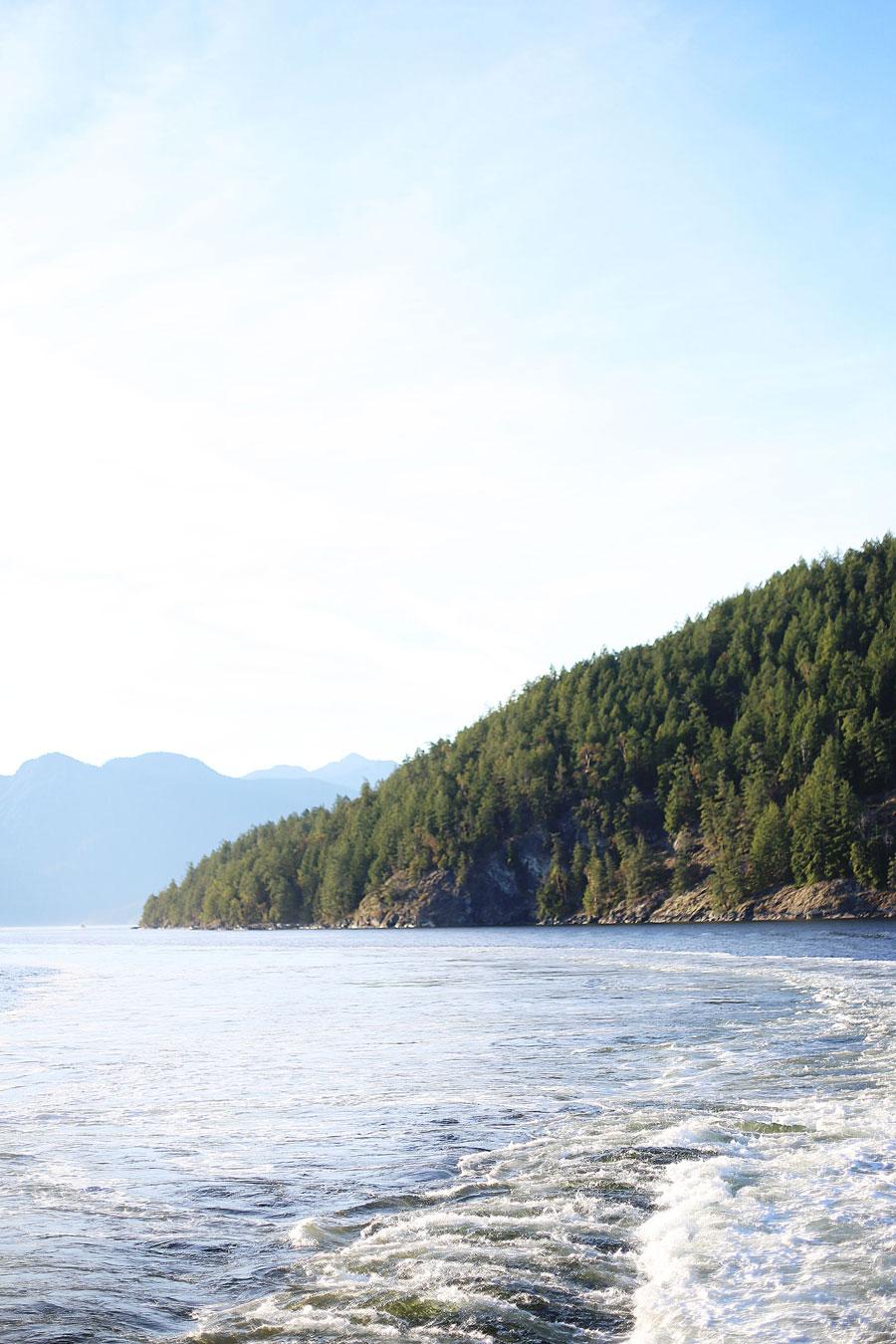 Travel tips to the Sunshine Coast, Canada