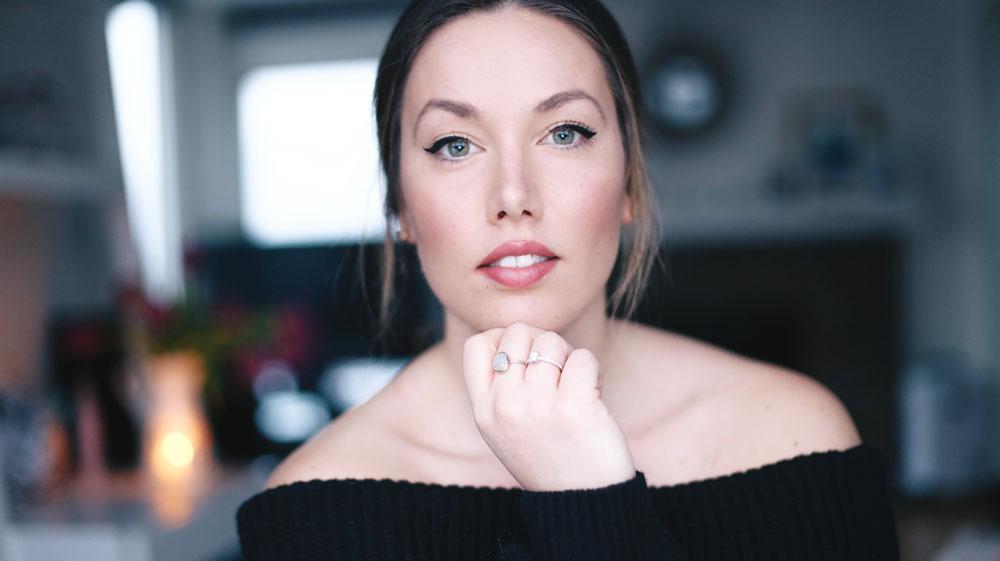 Cat eye liner makeup tutorial
