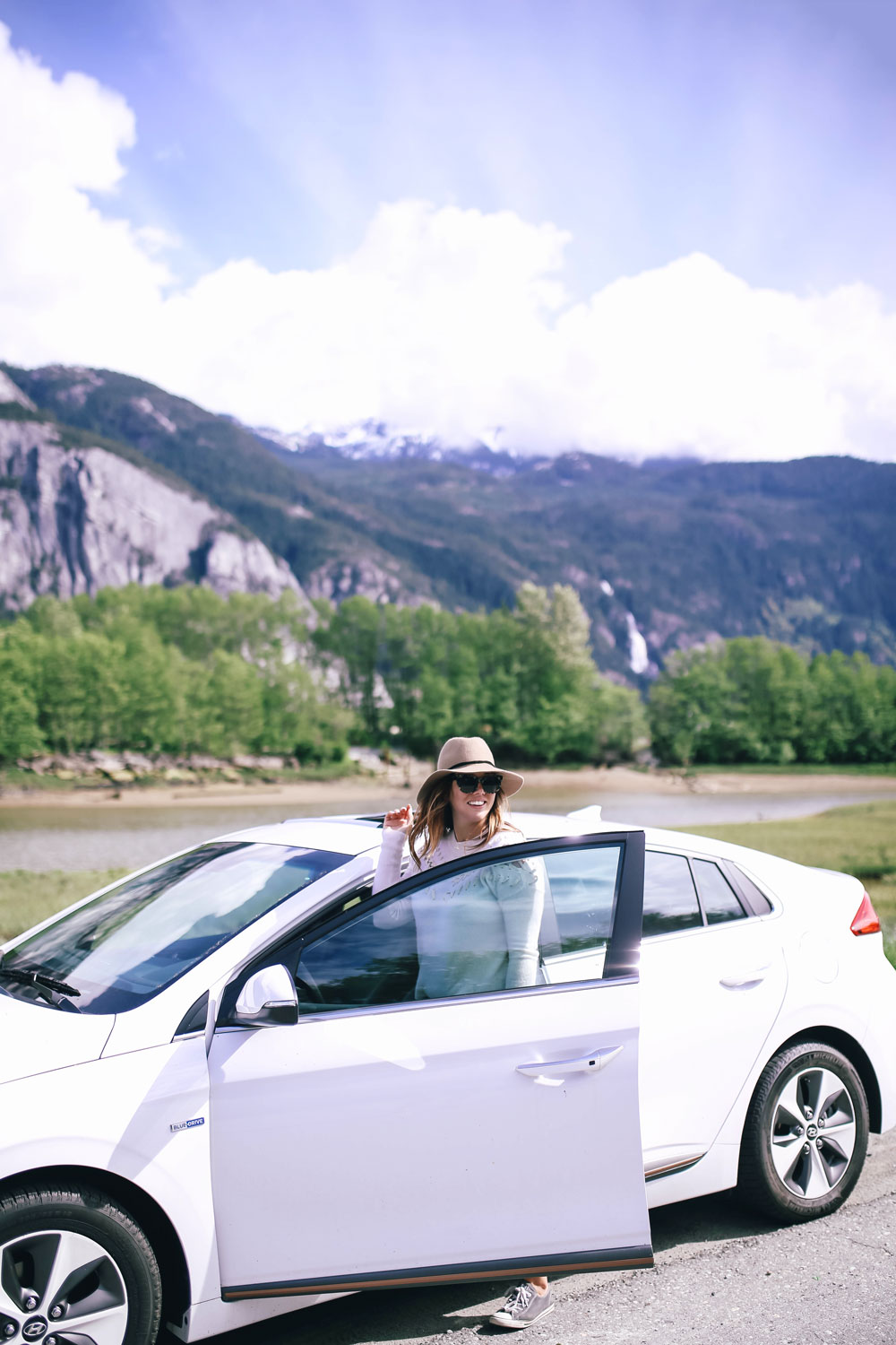 5 weekend trips from vancouver in Hyundai Ioniq by To Vogue or Bust