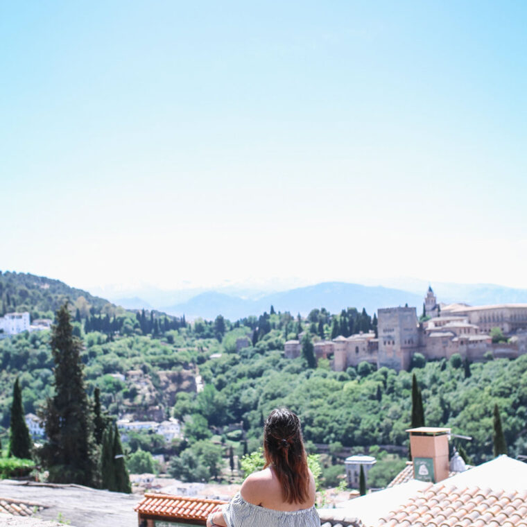What to do at the mezquita granada by To Vogue or Bust