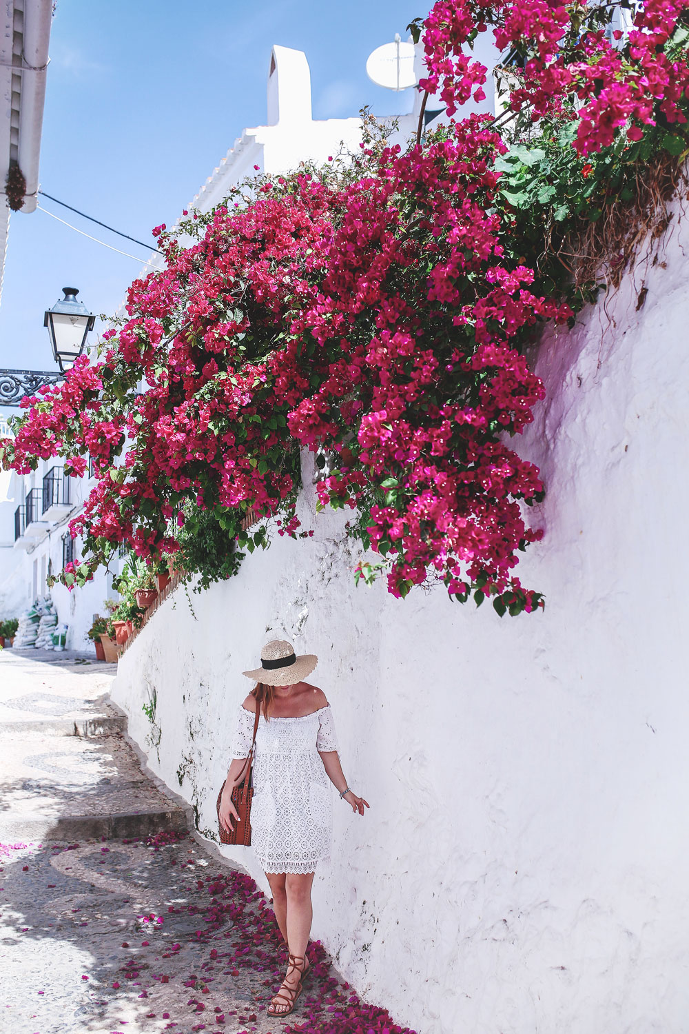Costa del sol road trip travel guide by To Vogue or Bust