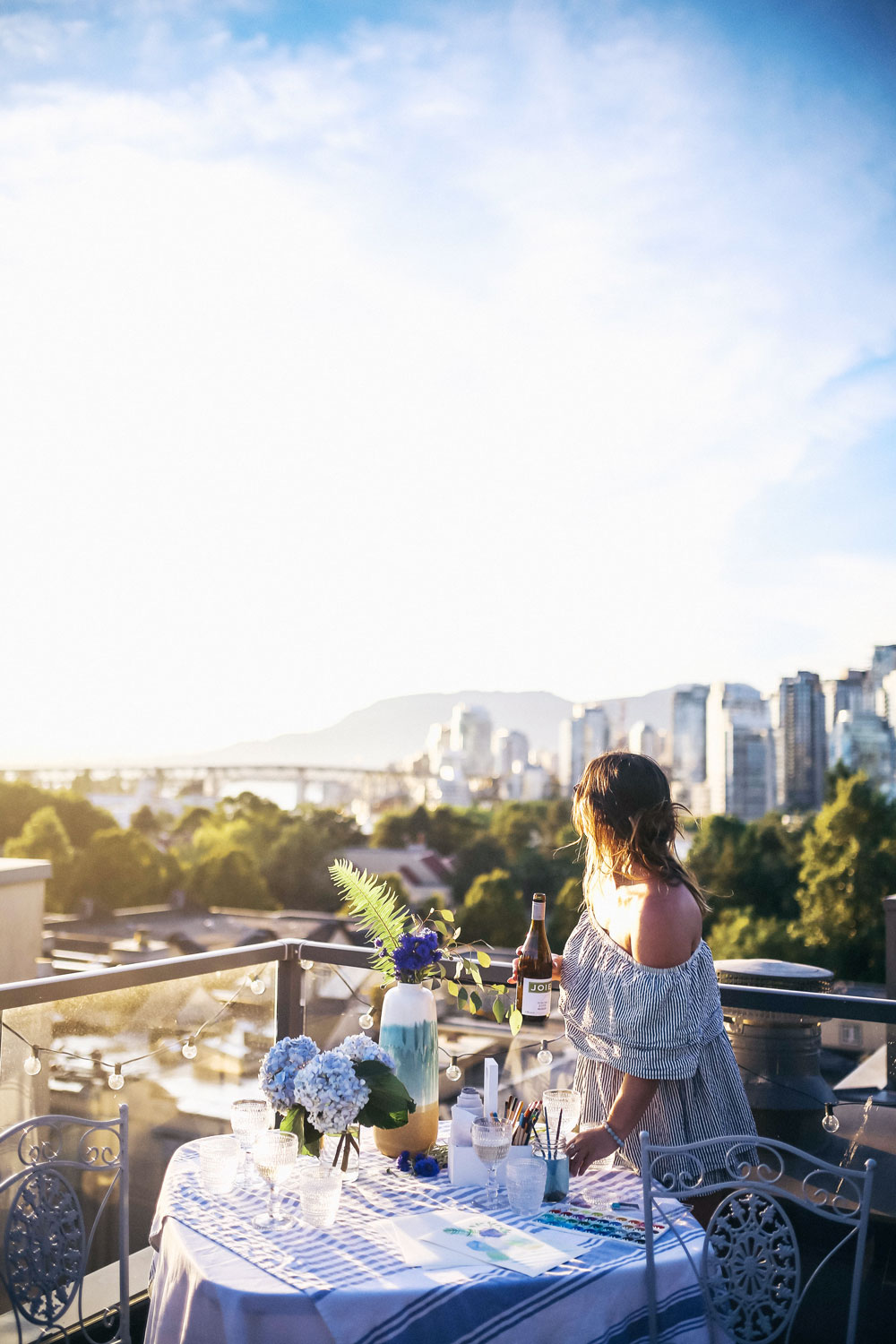 Best patio party ideas for summer by To Vogue or Bust