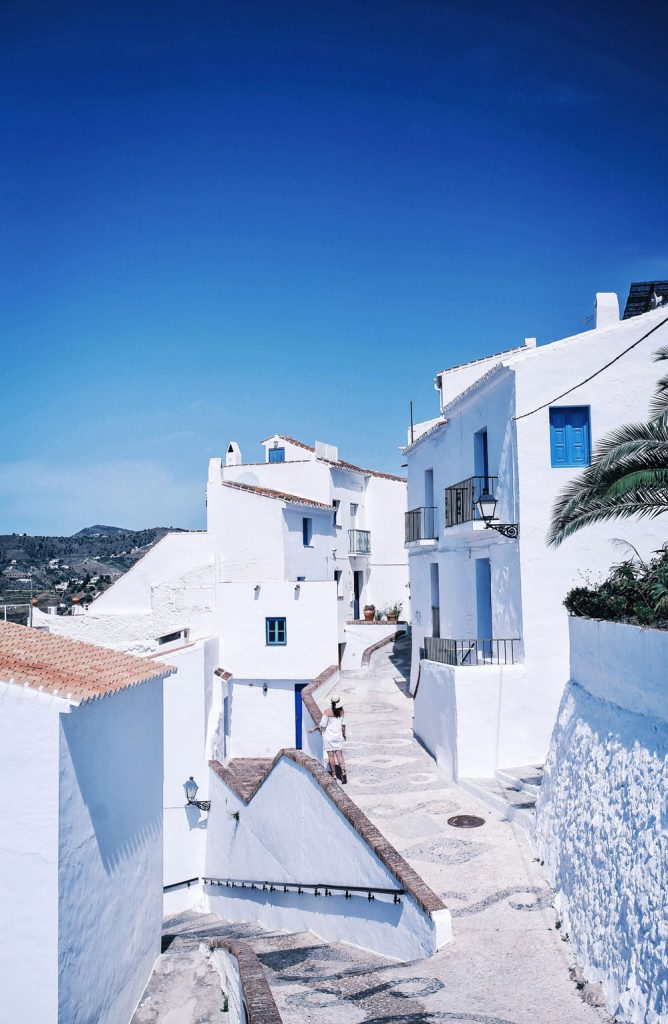 What to see in frigiliana spain by To Vogue or Bust