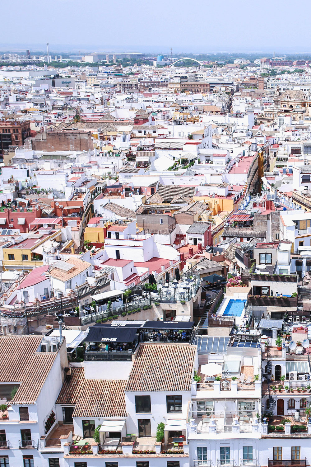 one week itinerary for andalusia spain by To Vogue or Bust