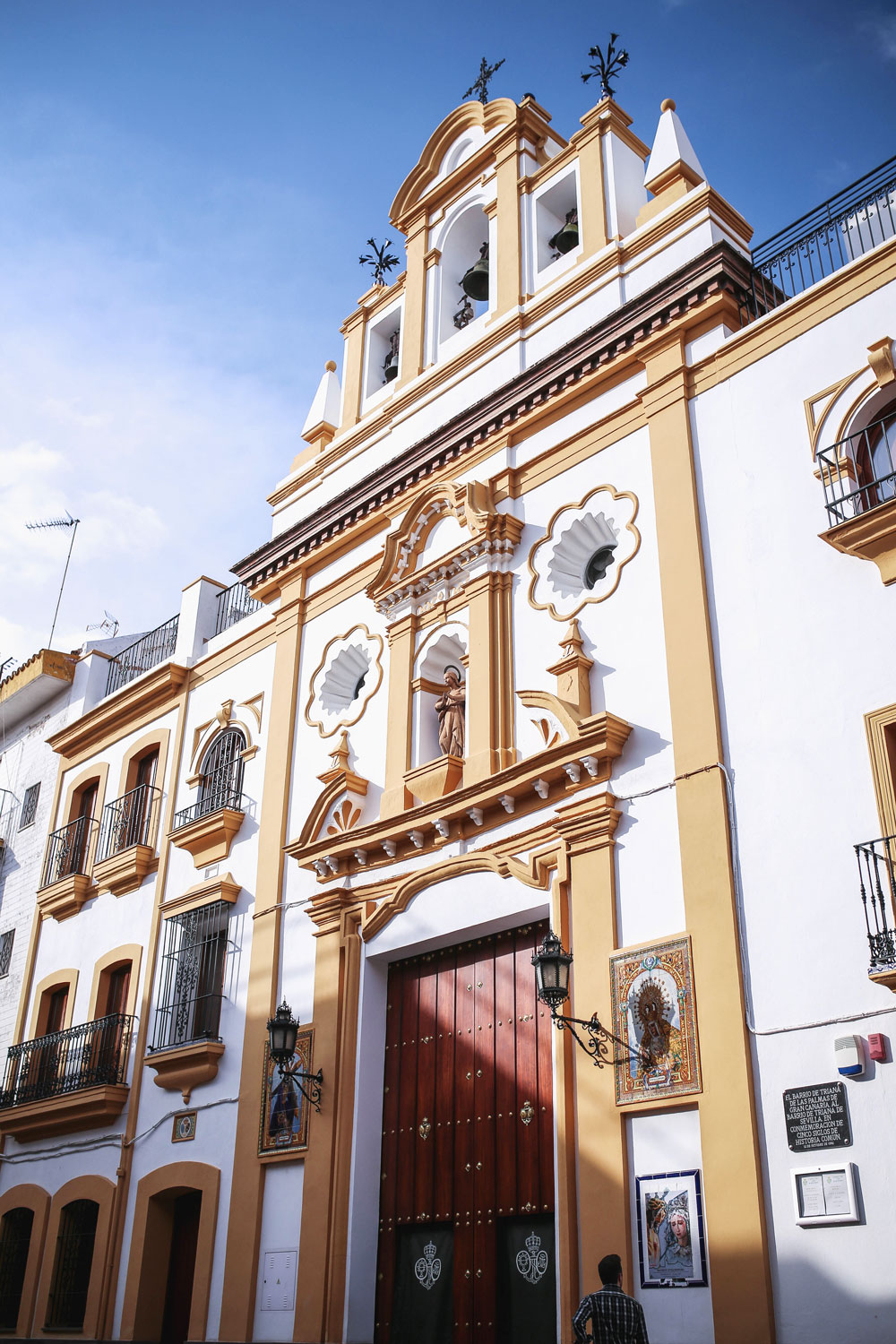 Tips for walking tour seville by To Vogue or Bust