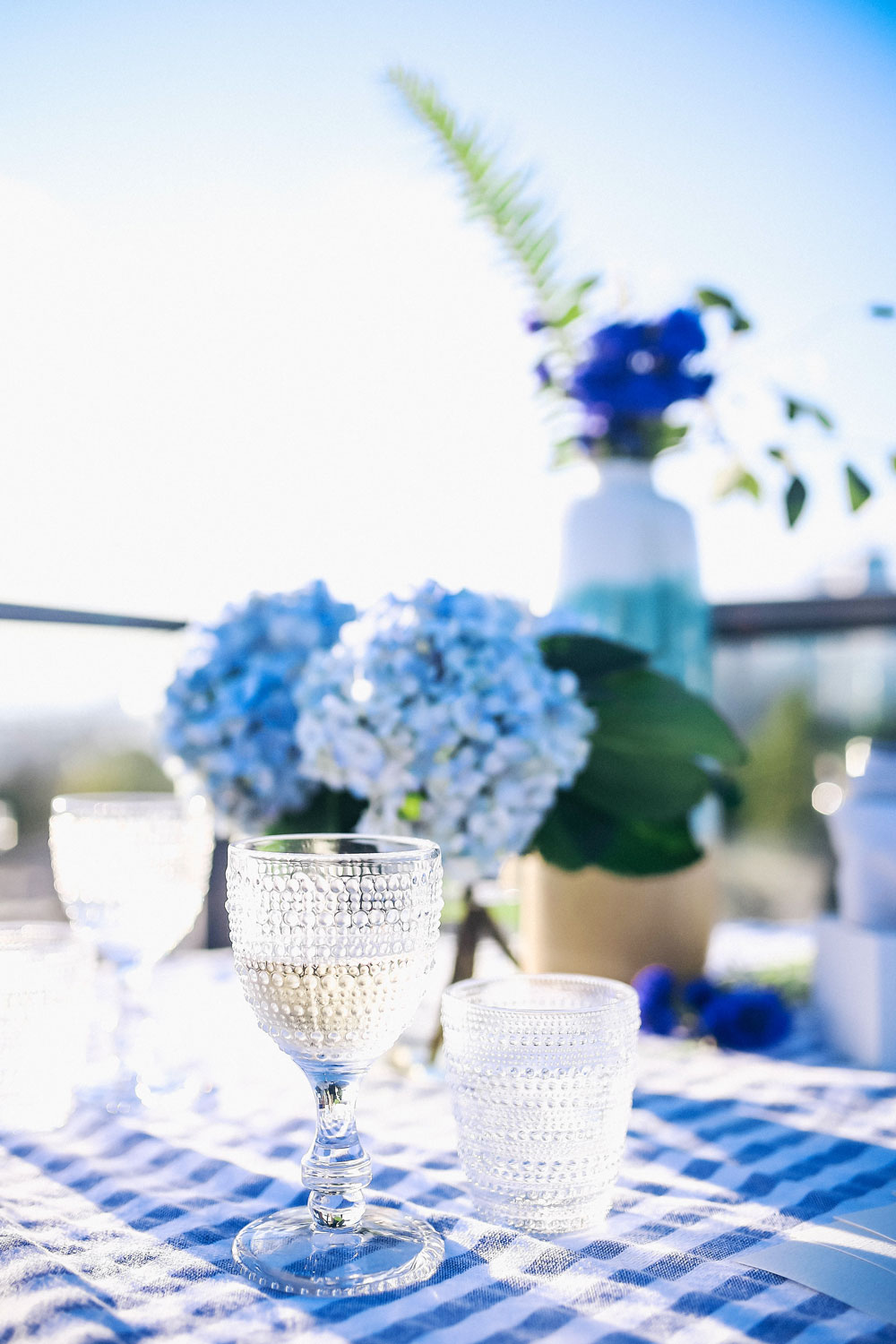 How to host a summer watercolor party by To Vogue or Bust