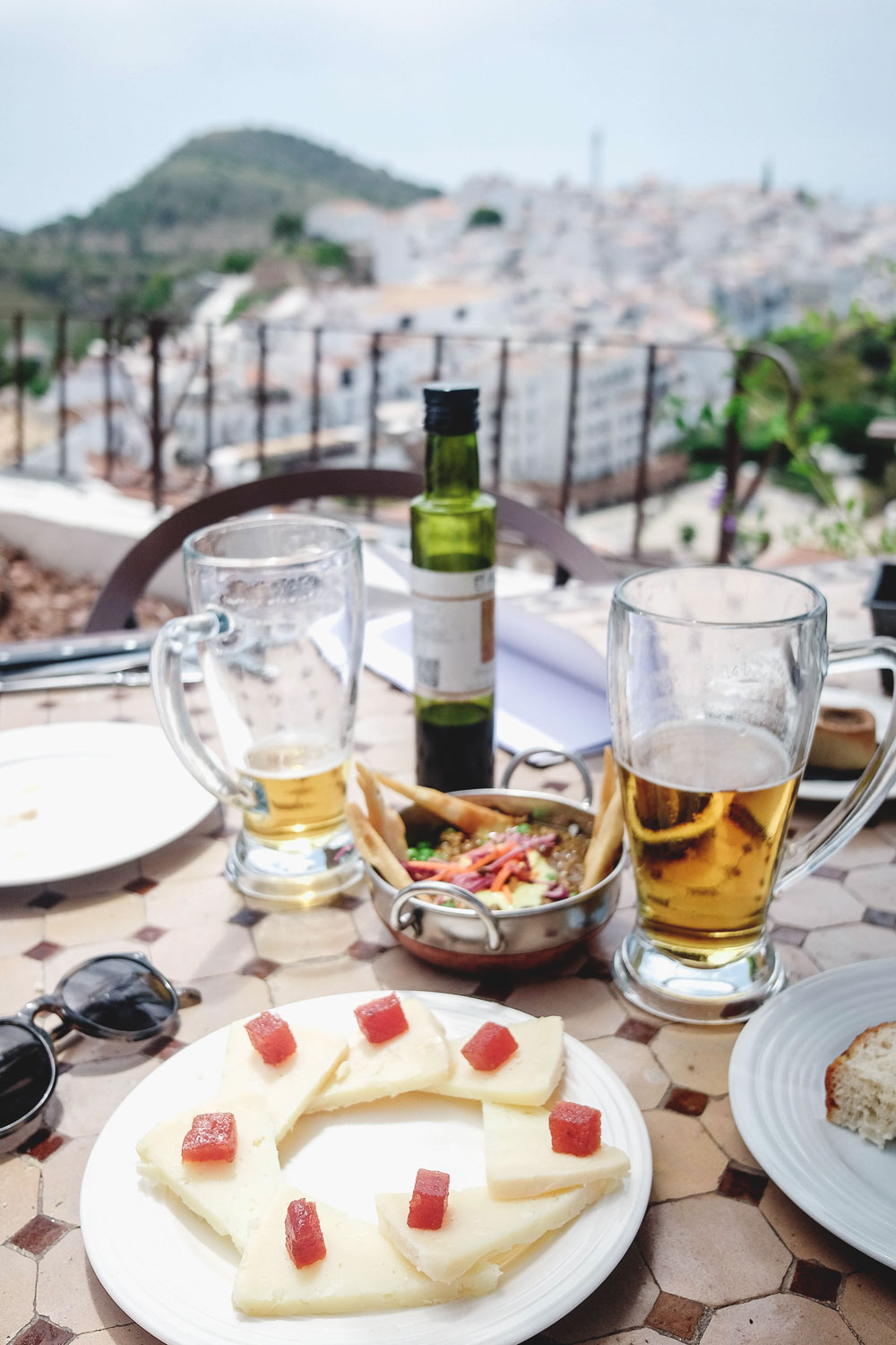 Where to eat in frigiliana by To Vogue or Bust