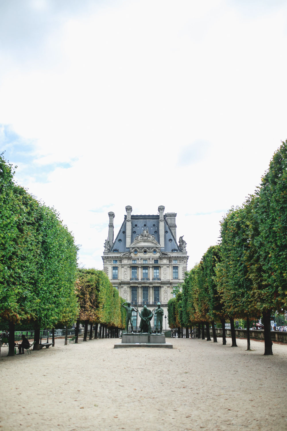 Where to stay in paris jardin des tuilleries by To Vogue or Bust