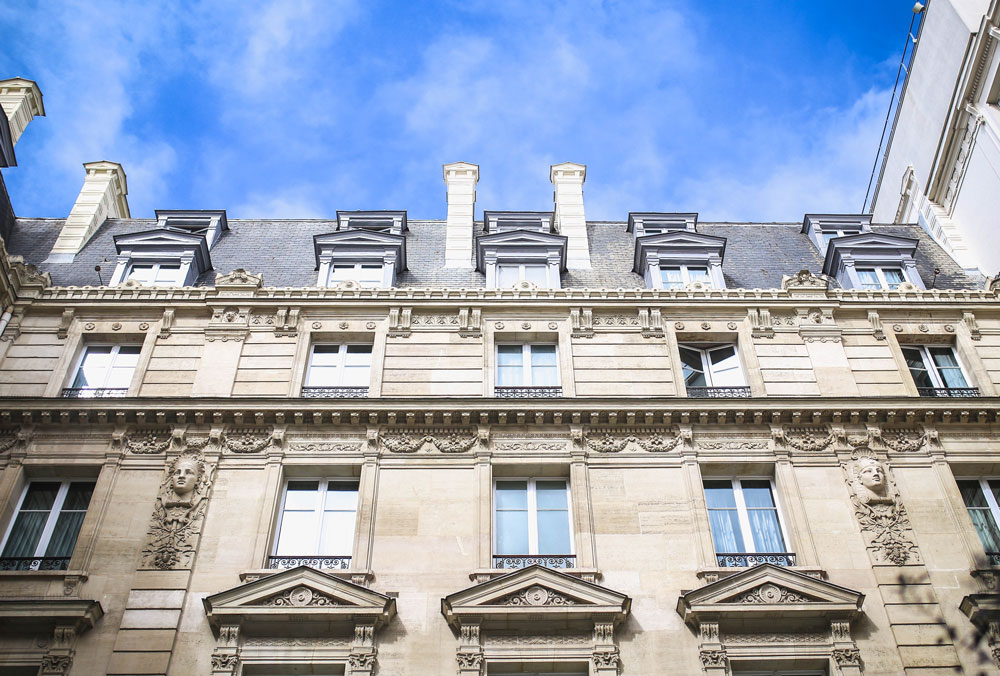 Where to stay in paris the westin by To Vogue or Bust