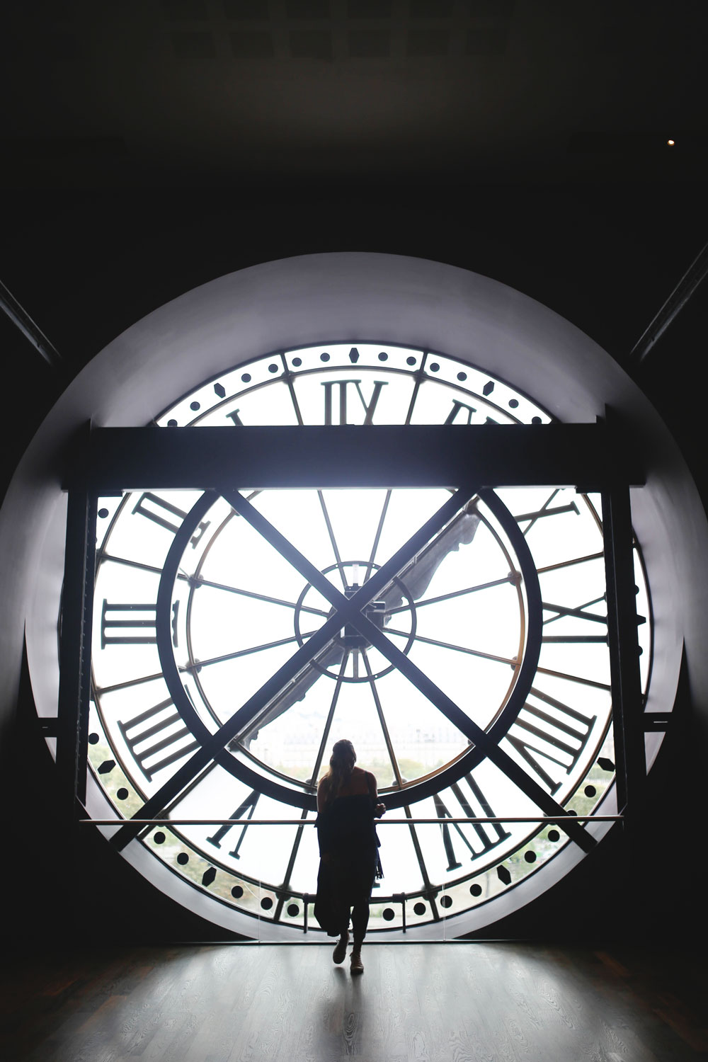 How to see musee dorsay clock paris by To Vogue or Bust