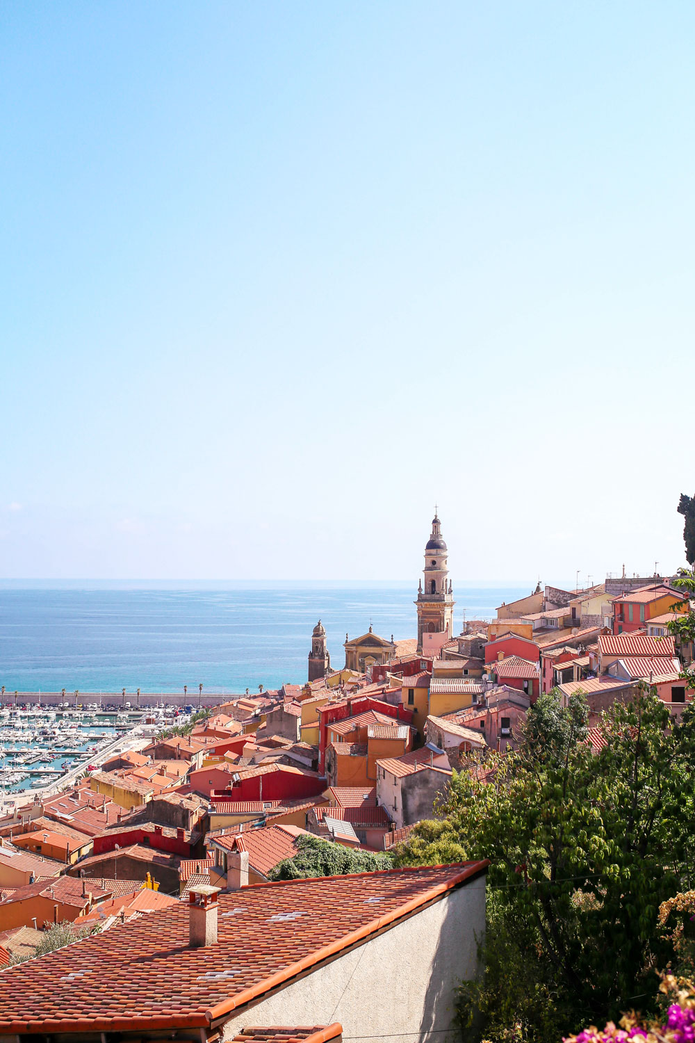 What to do in menton france by To Vogue or Bust