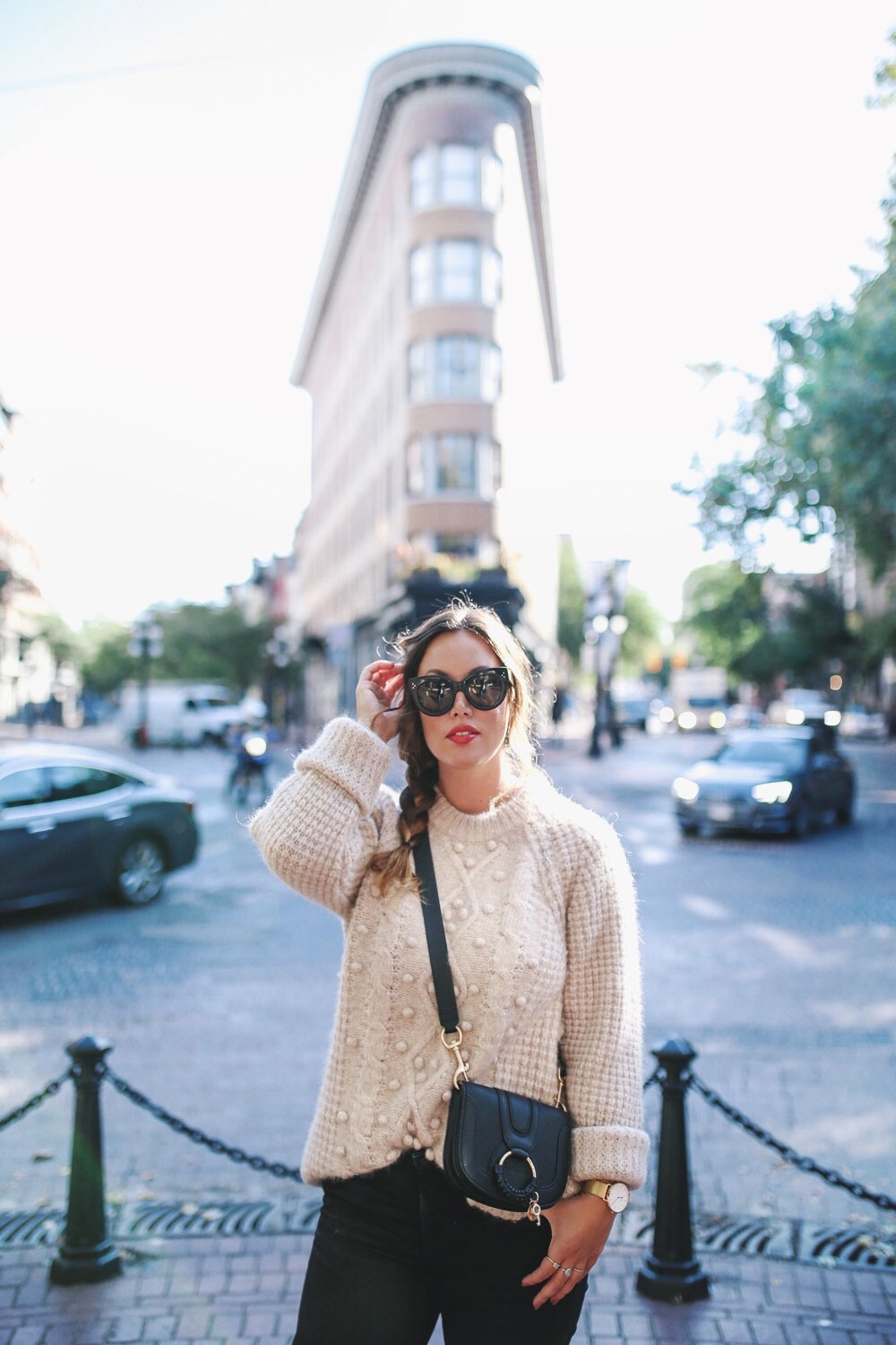How to style chloe bag from farefetch by To Vogue or Bust