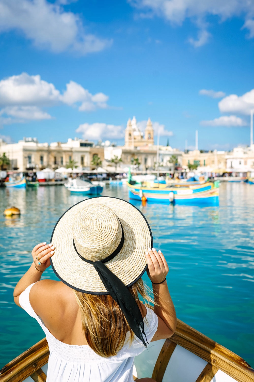 malta travel guide by To Vogue or Bust