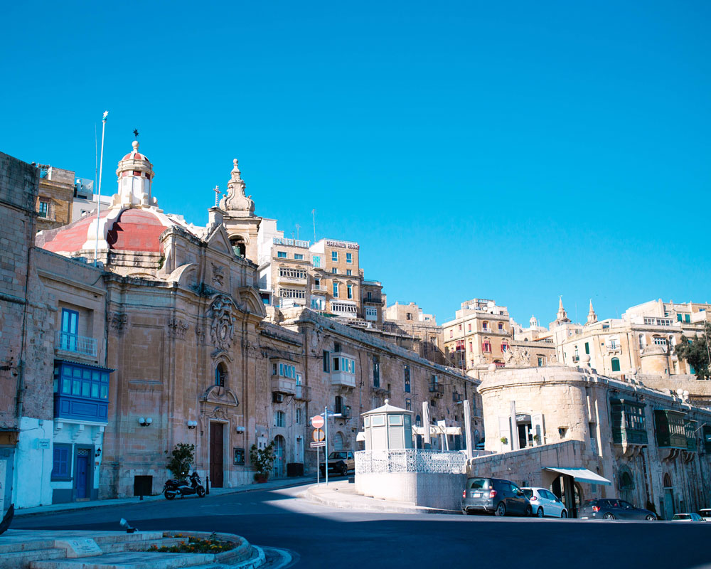 valletta three cities ferry malta by To Vogue or Bust