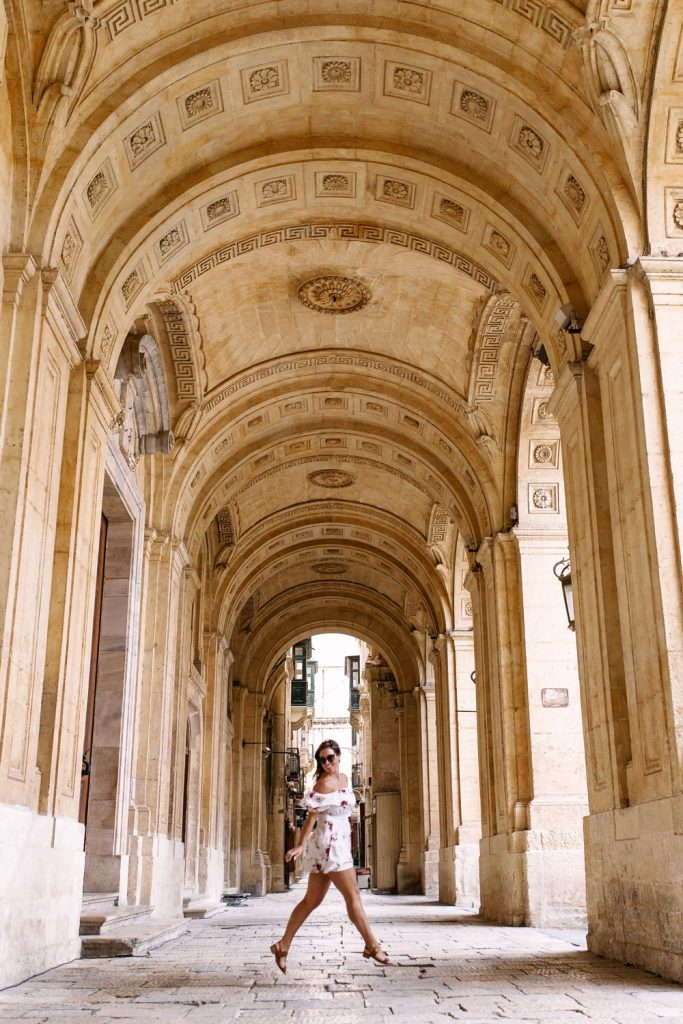 valletta tour by To Vogue or Bust