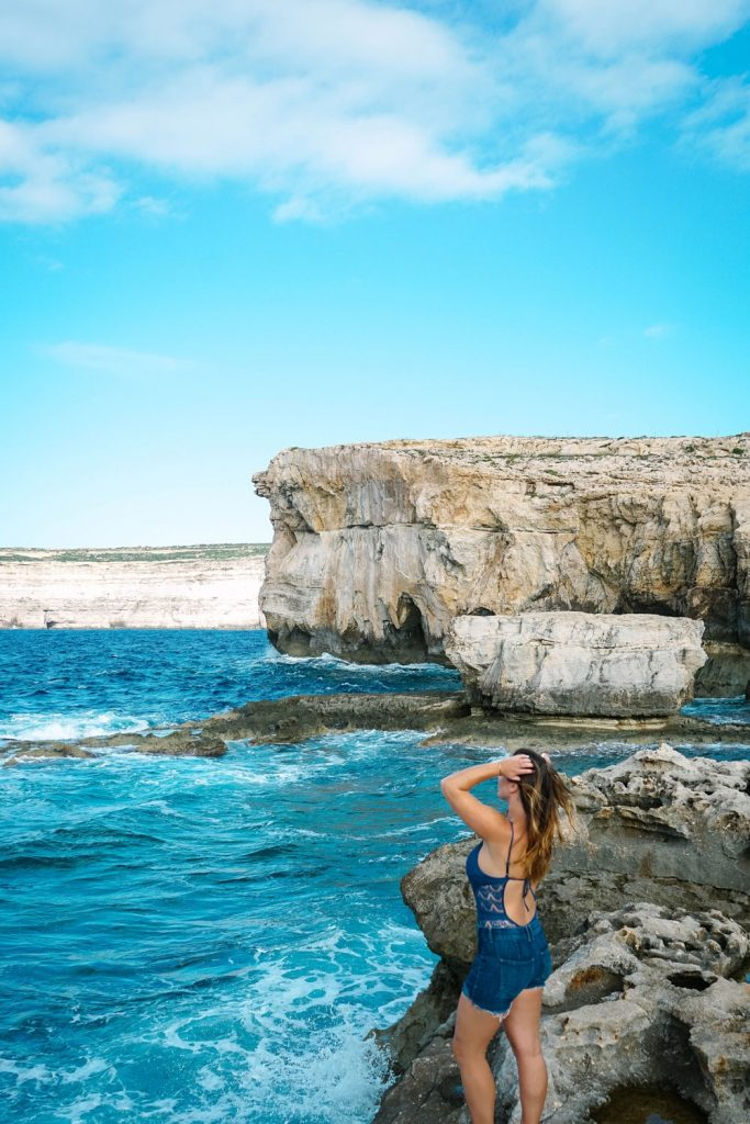 azure window by To Vogue or Bust