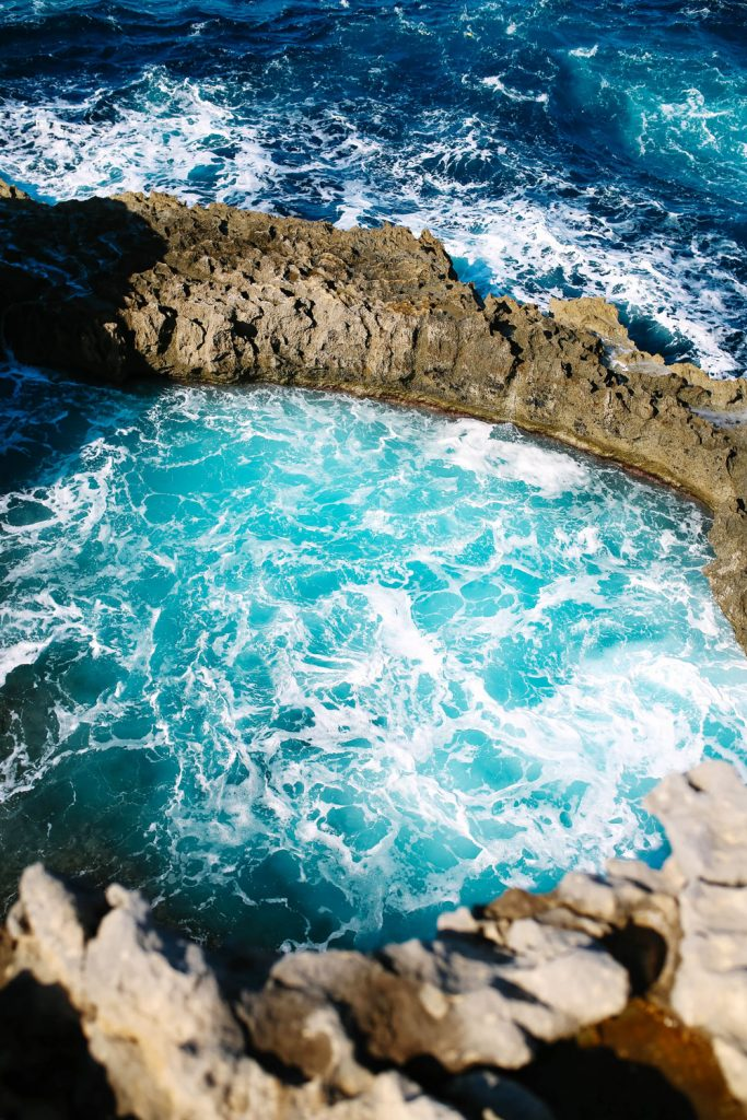 azure window pool by To Vogue or Bust
