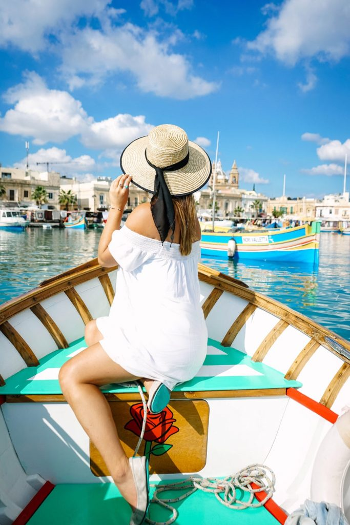 marsaxlokk boat tour by To Vogue or Bust