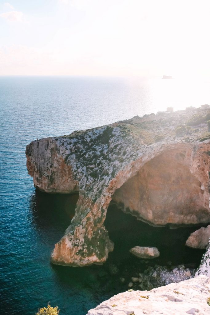 blue grotto in malta by To Vogue or Bust