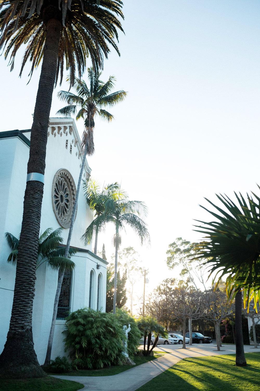 santa barbara church by To Vogue or Bust