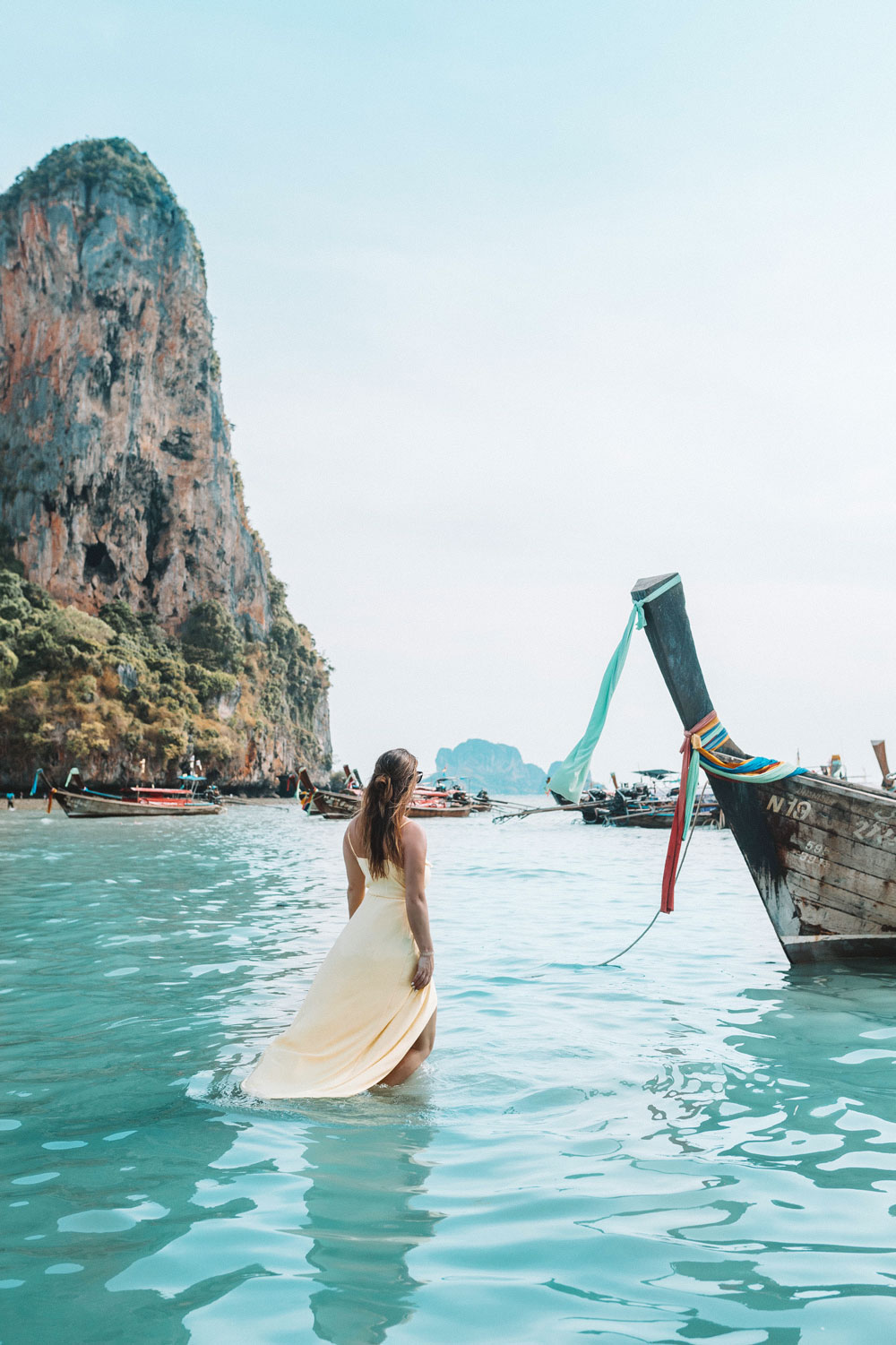 railay beach thailand by To Vogue or Bust