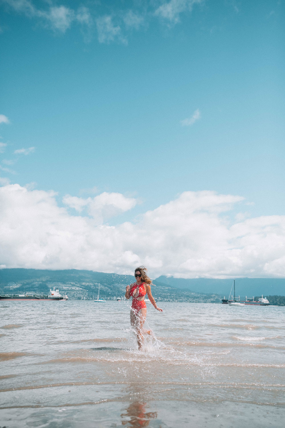 jericho beach vancouver by To Vogue or Bust