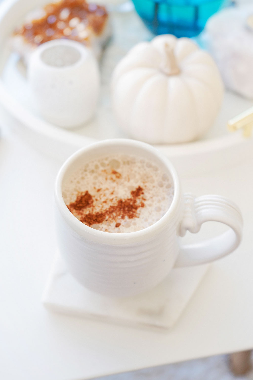 Cardamom latte recipe