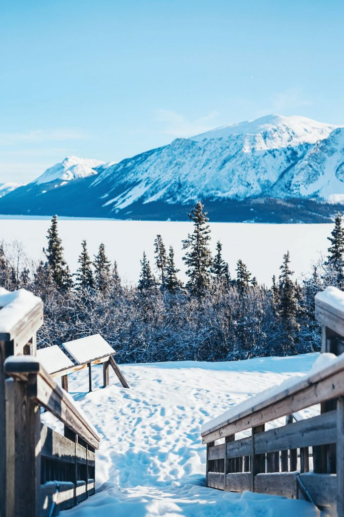 Carcross in the Yukon