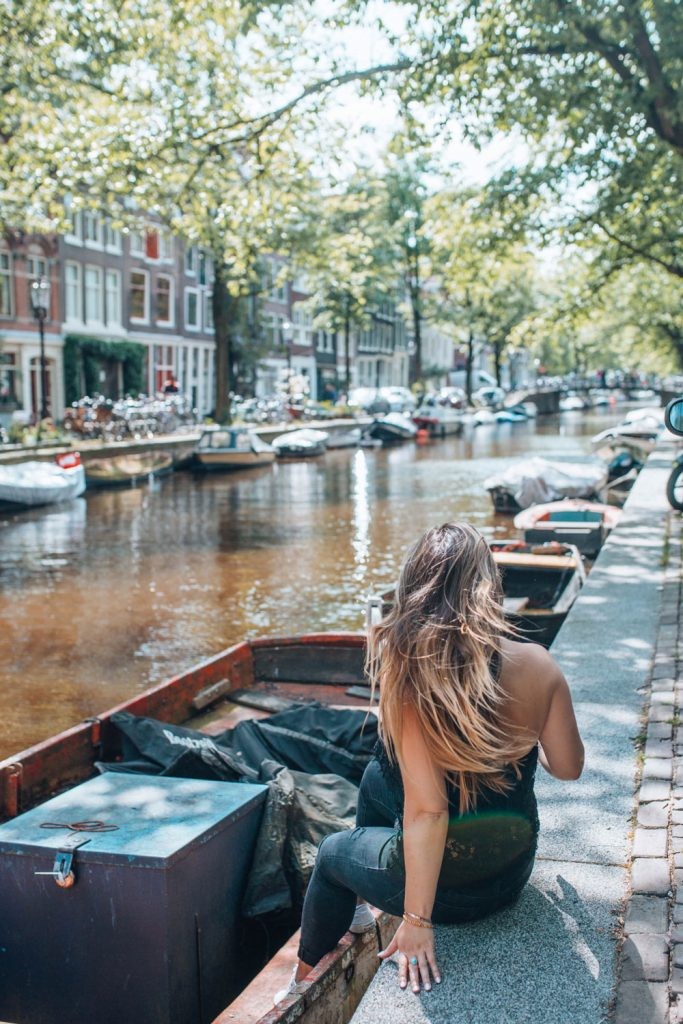 What To See in Amsterdam: A Guide to the Prettiest Canals.