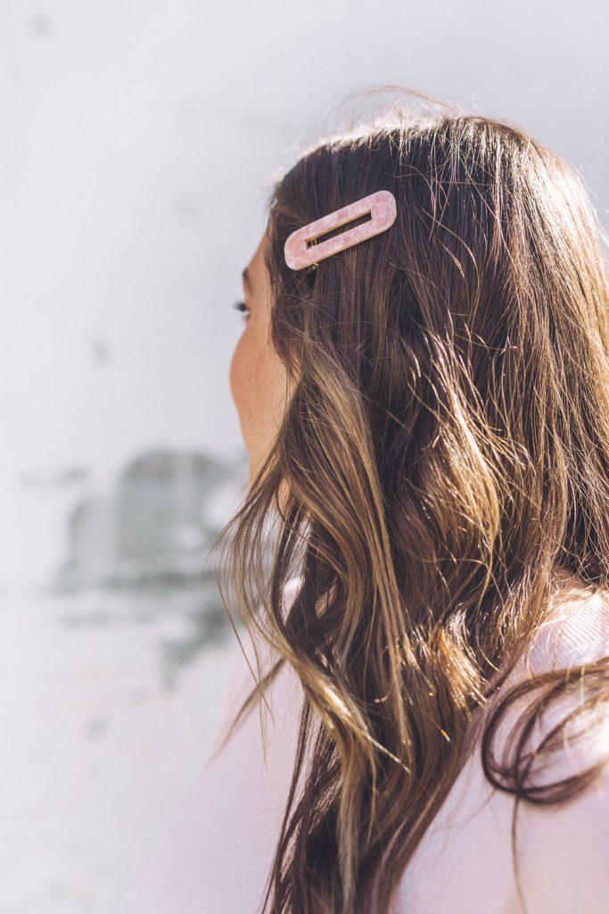 Hair clip tutorial