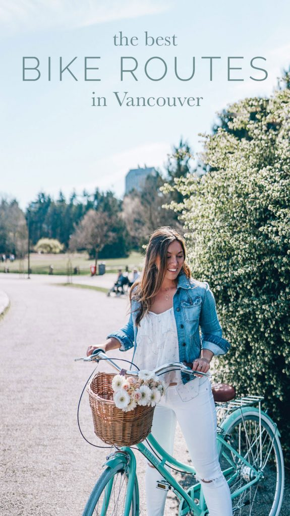 The best bike routes in Vancouver