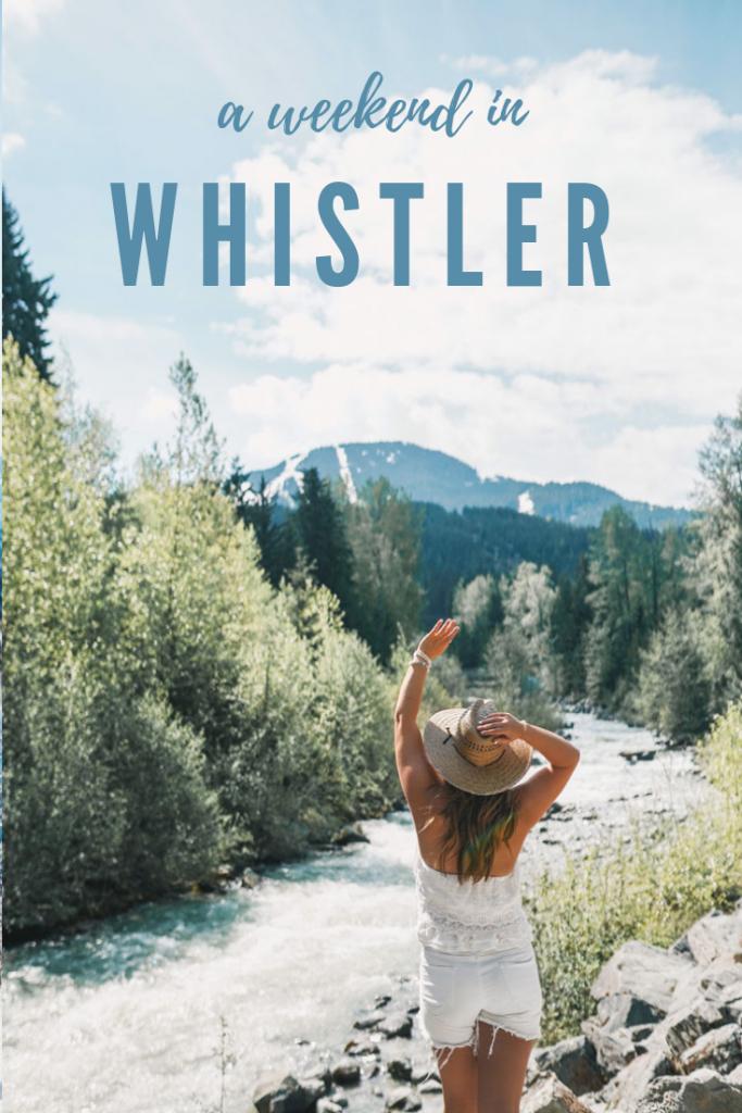Whistler, Canada travel guide