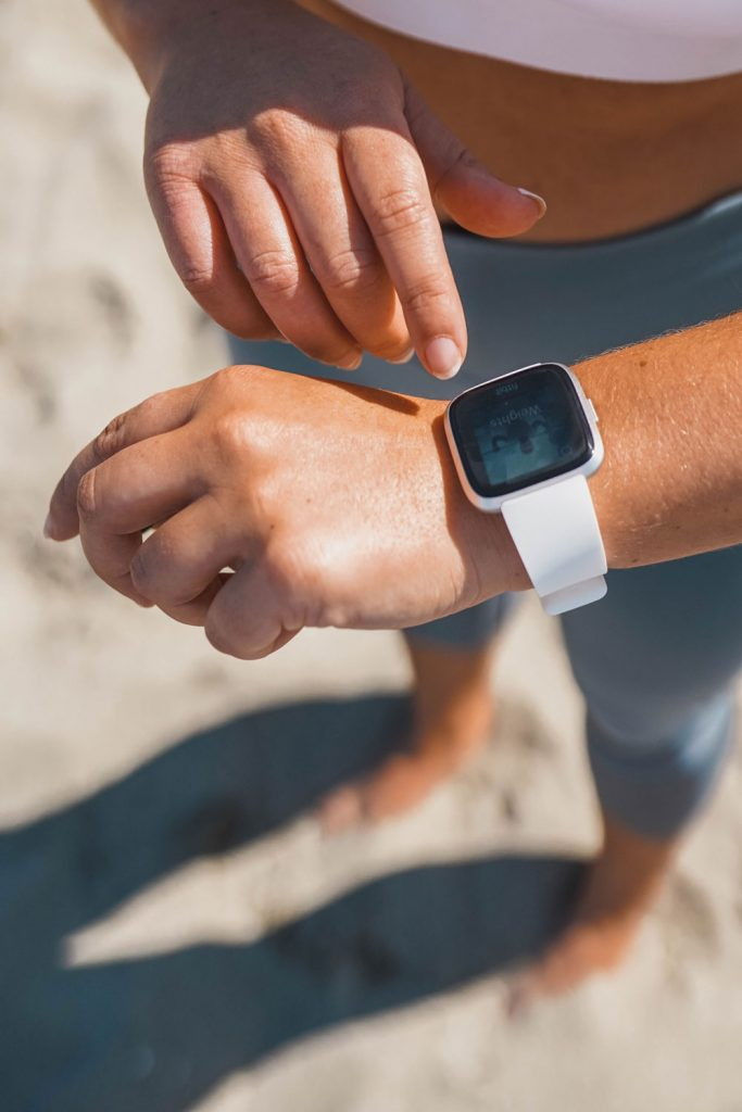 Fitbit versa reviews