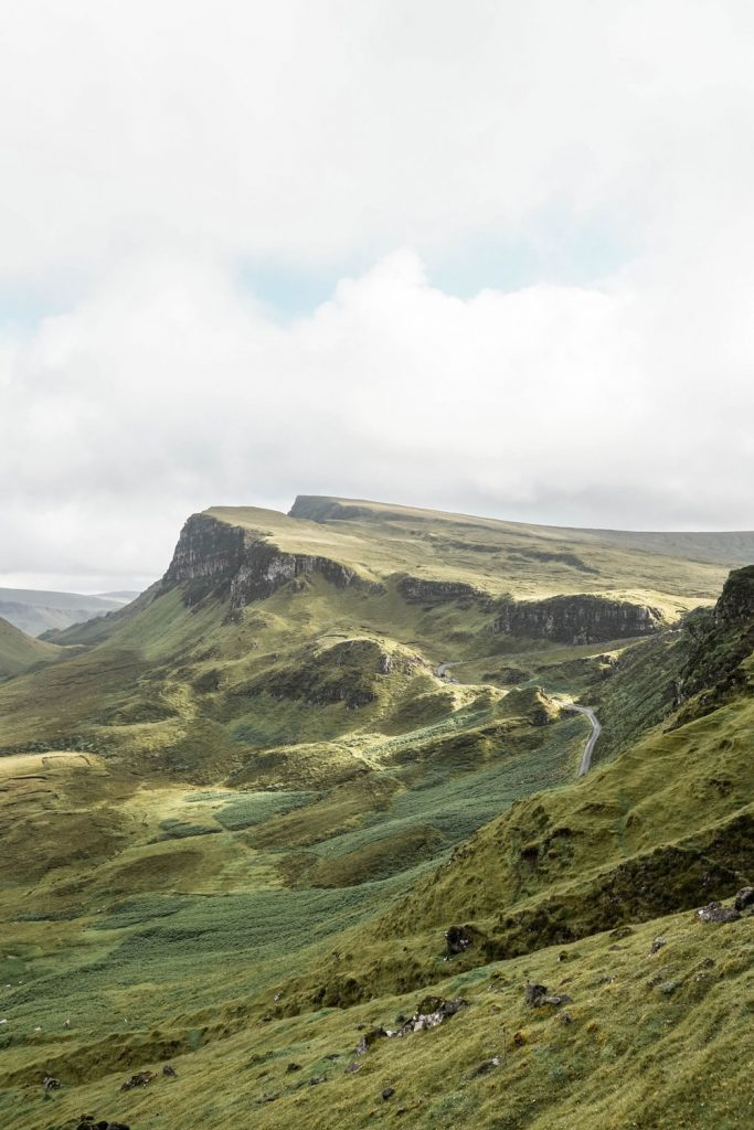 Quiraing Scotland