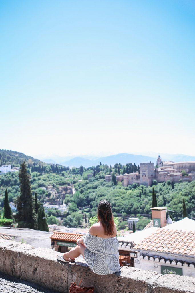 Mezquita Granada Spain