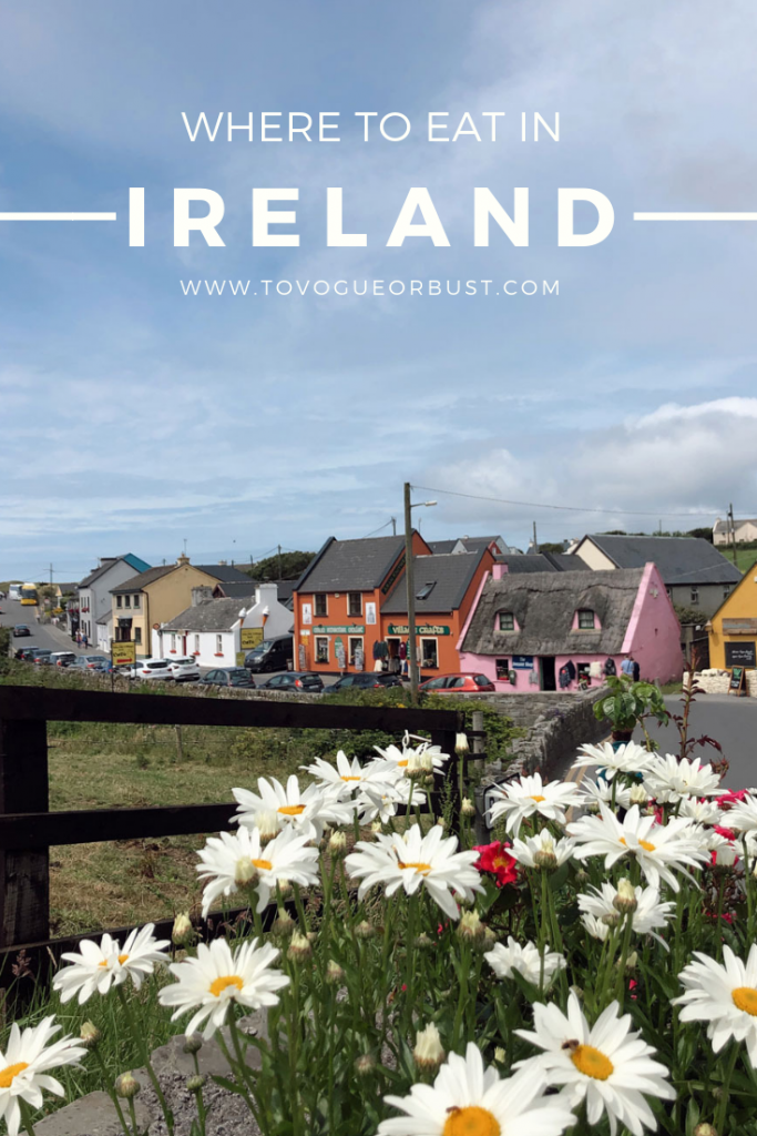Where to Eat In Ireland