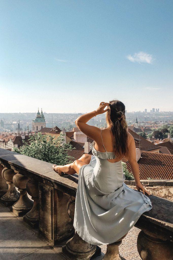 Best views in Prague