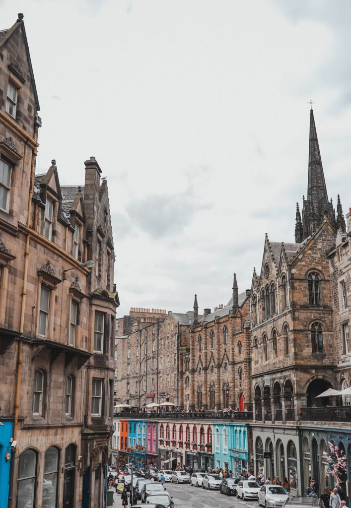 Edinburgh Travel Guide
