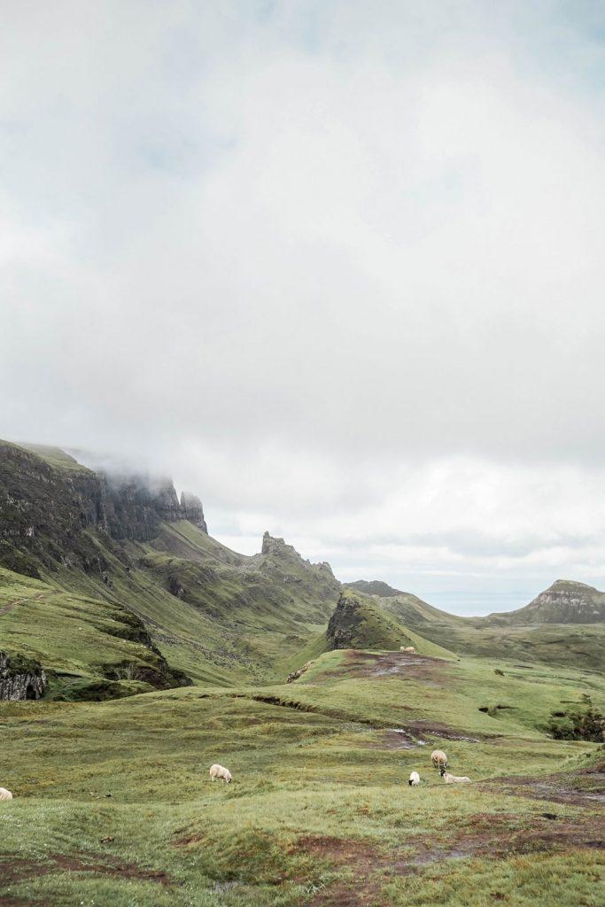 Quirking Scotland
