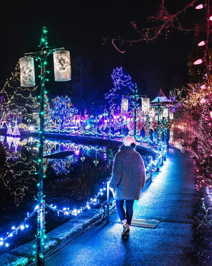 Van Dusen Lights