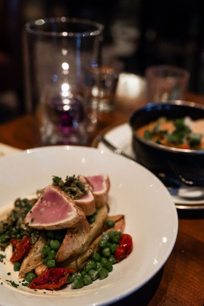 Where to eat in Whistler