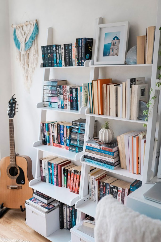 Bookcases for small spaces