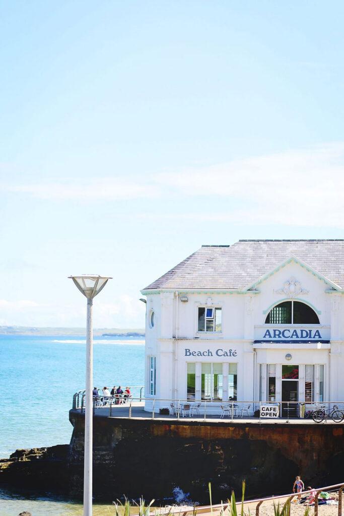 Arcadia Beach Cafe